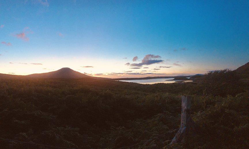 ireland sunset