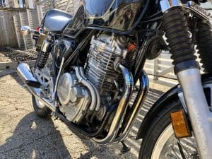Honda GB 500 motorcycle
